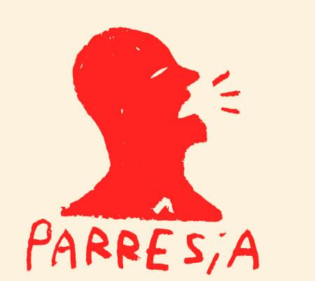 Parrêsia logo